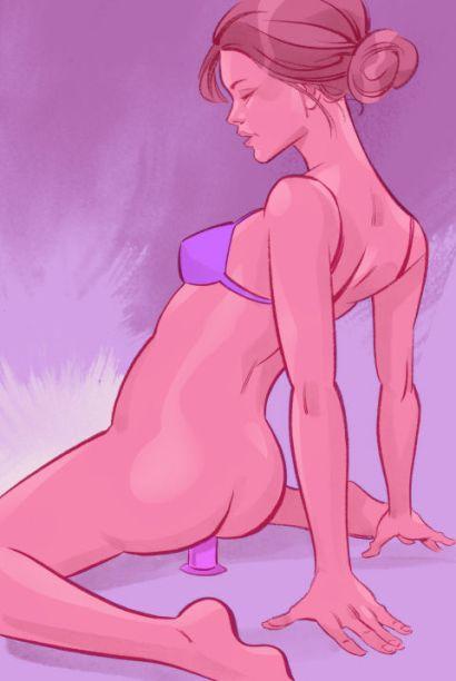 Uma por dia: 7 posições para você se masturbar a semana inteira