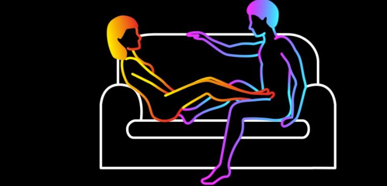 sexo no sofá 3