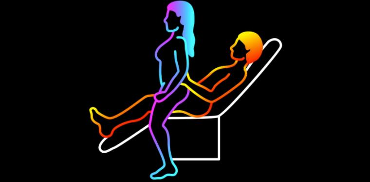 sexo no sofa